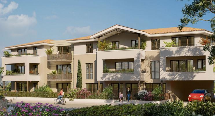 La Teste-de-Buch programme immobilier neuf « Sud Bassin » en Loi Pinel