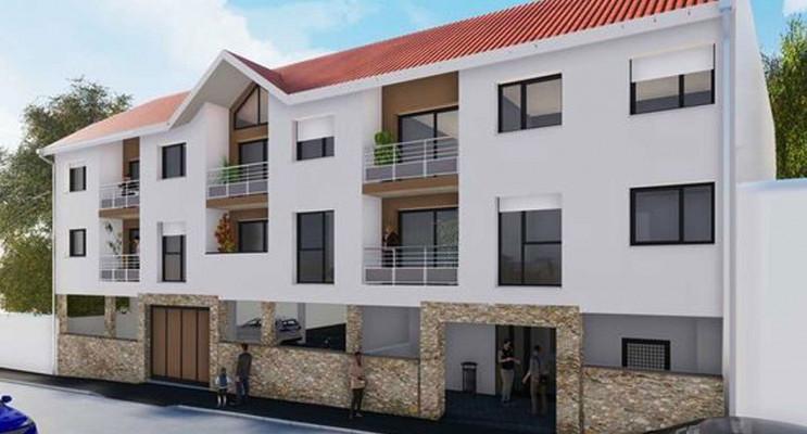 Vaux-le-Pénil programme immobilier neuf « Résidence Gaïa » en Loi Pinel