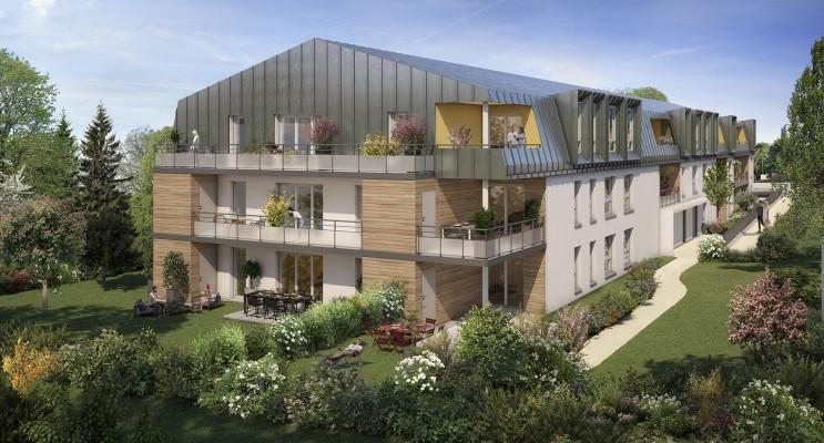 Mont-Saint-Aignan programme immobilier neuf « Terre de Seine » en Loi Pinel