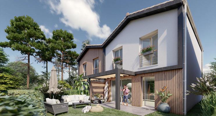 Ondres programme immobilier neuf « Le Domaine de Castaings » en Loi Pinel