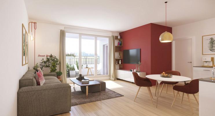 Thonon-les-Bains programme immobilier neuf « Jardin de Tully » en Loi Pinel