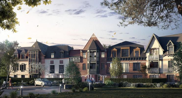 Amiens programme immobilier neuf « Villa Agrippa » en Loi Pinel
