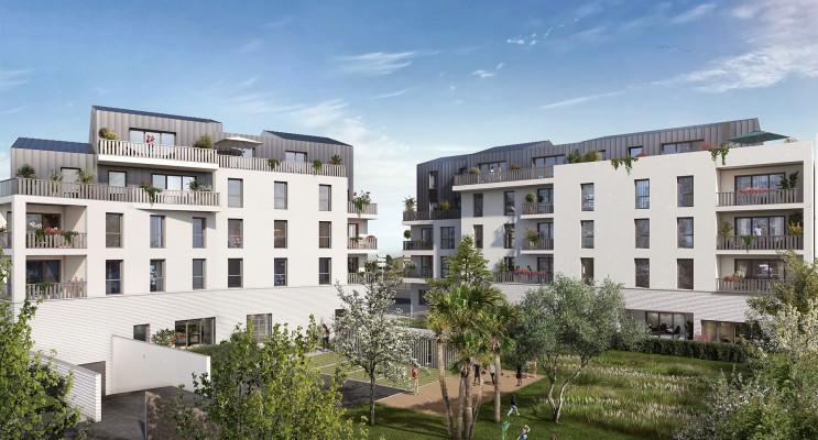 Rezé programme immobilier neuf « Cardinale Sud » en Loi Pinel