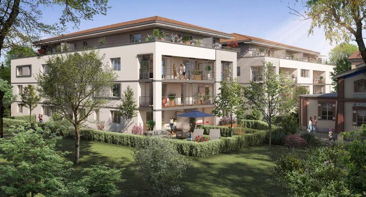 Tournefeuille programme immobilier neuf « Kaoma » en Loi Pinel