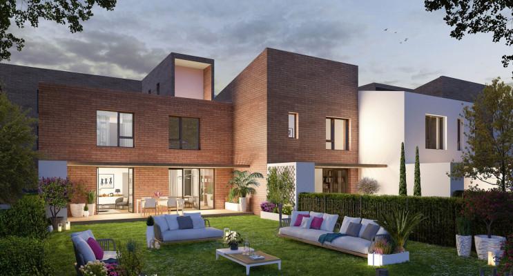 Toulouse programme immobilier neuf «  n°219950 » en Loi Pinel