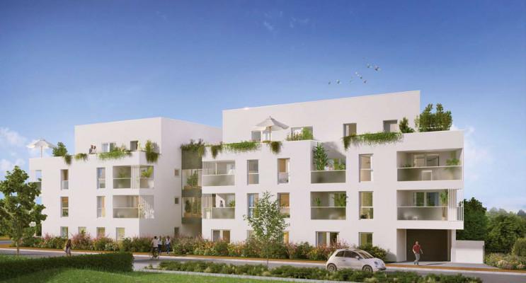 Corbas programme immobilier neuf « Botany » en Loi Pinel