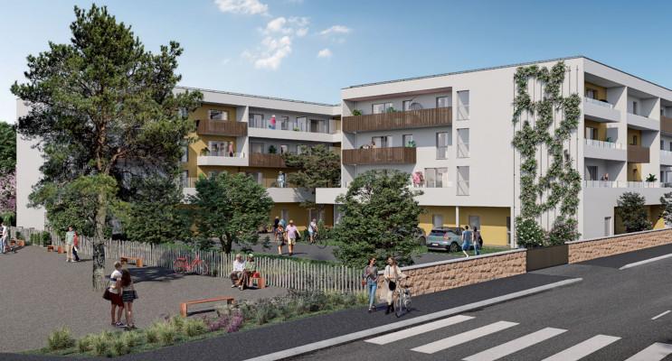 Plérin programme immobilier neuf « Les Girandières Les Jardins du Pin »