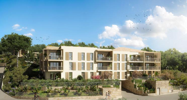 La Ciotat programme immobilier neuf « Elaïs » en Loi Pinel