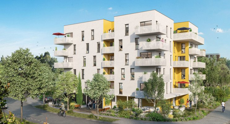 Nantes programme immobilier neuf « Sweet Home