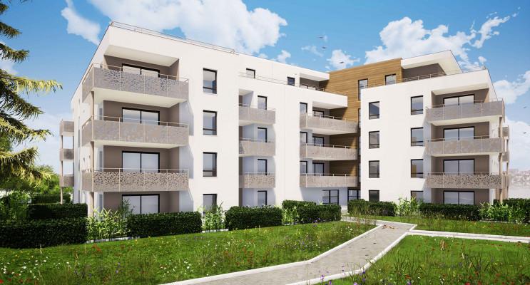 Saint-Louis programme immobilier neuf « L'Impérial » en Loi Pinel