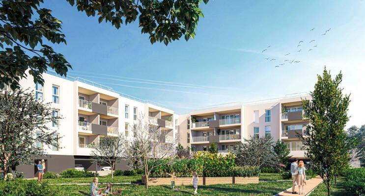 Arles programme immobilier neuf « Hélianthe » en Loi Pinel