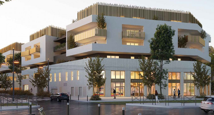 Montpellier programme immobilier neuf « Le Condor » en Loi Pinel