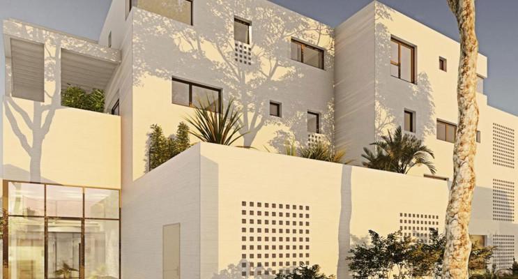 Lattes programme immobilier neuf « Villa Icône