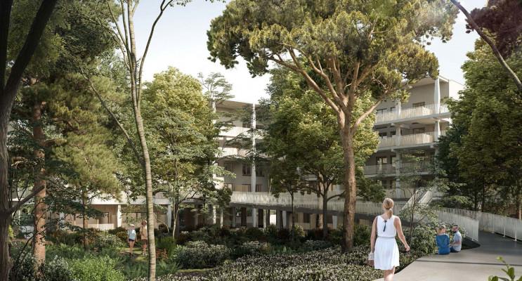 Bussy-Saint-Georges programme immobilier neuf « L'Essentiel » en Loi Pinel