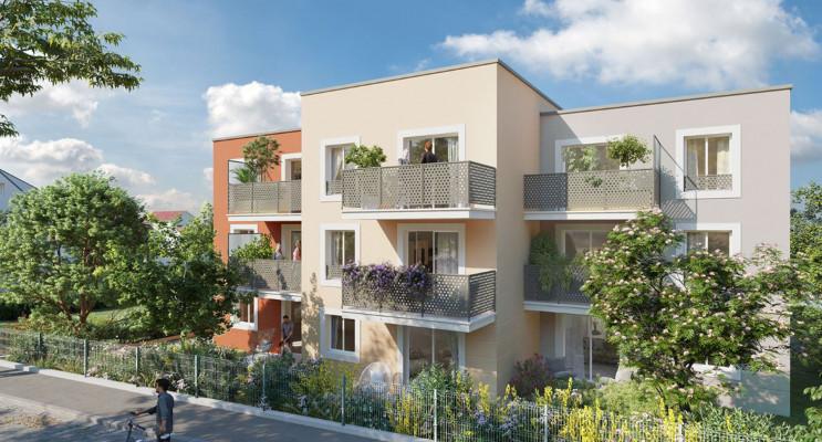 La Norville programme immobilier neuf « Callisto » en Loi Pinel