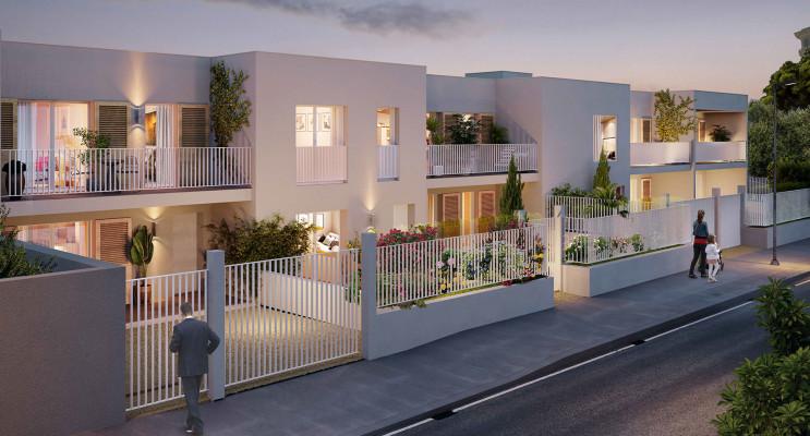 Marseille programme immobilier neuf « L'Aparté