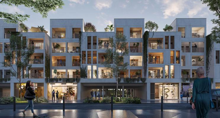 Mauguio programme immobilier neuf « Alba Mauguio