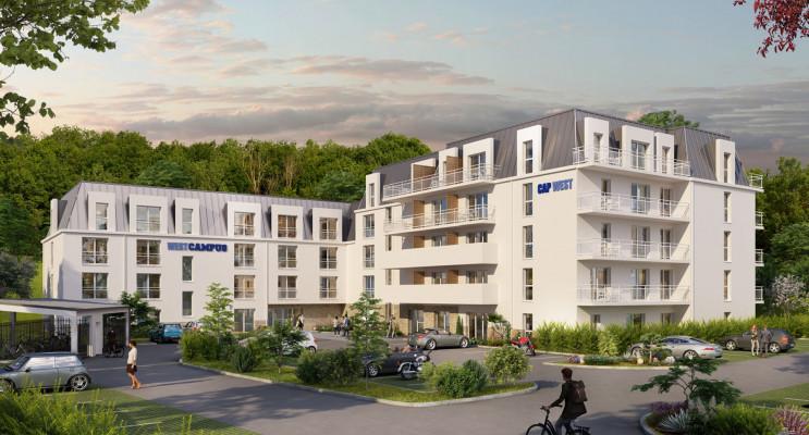 La Roche-sur-Yon programme immobilier neuf « Cap West La Roche sur Yon 2 Affaires »
