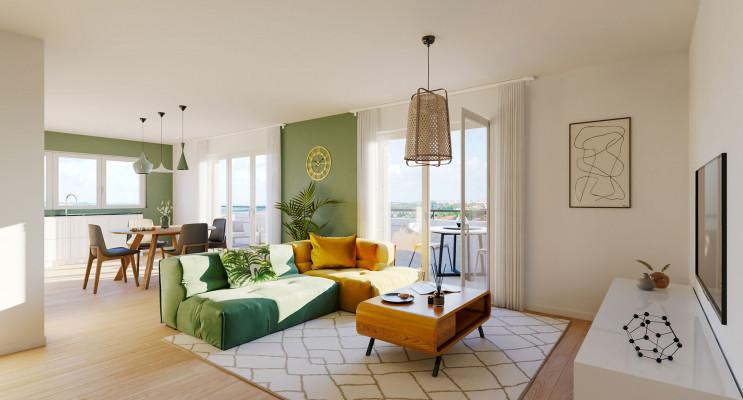 La Baule-Escoublac programme immobilier neuf « Demoiselle Rose » en Loi Pinel