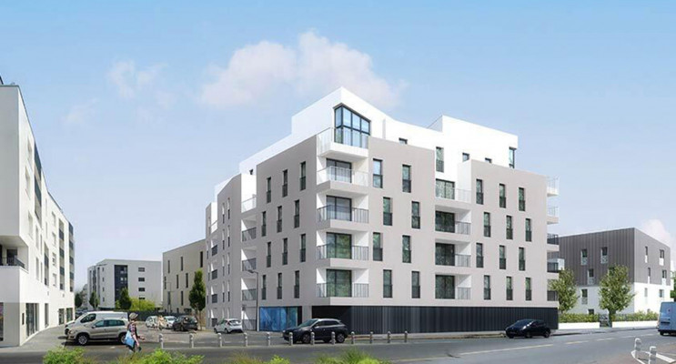 Caen programme immobilier neuf « Duéo