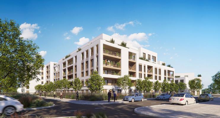 Floirac programme immobilier neuf « Paséo » en Loi Pinel