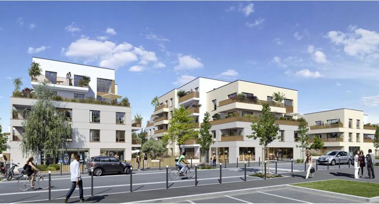 Carrières-sous-Poissy programme immobilier neuf « Domaine des Lys