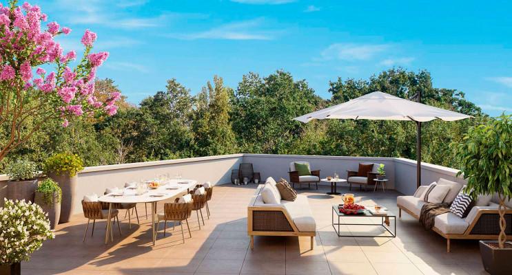 Saint-Sébastien-sur-Loire programme immobilier neuf « Les Jardins de la Jaunaie 2