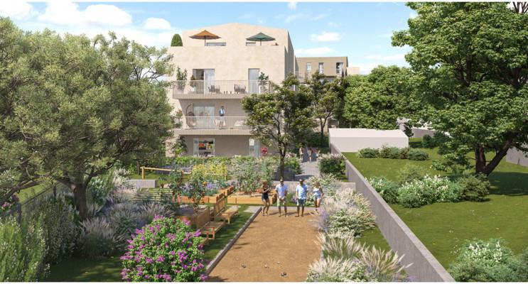 Rillieux-la-Pape programme immobilier neuf « Sur la Place » en Loi Pinel