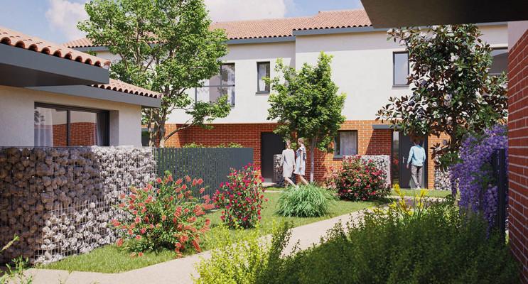 Balma programme immobilier neuf « L'Ennéade »