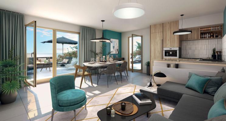 Lyon programme immobilier neuf « Villa Solal RP 5,5 %