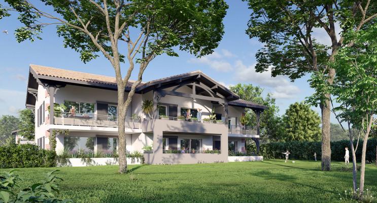 Martignas-sur-Jalle programme immobilier neuf « Les Villas Jardins » en Loi Pinel