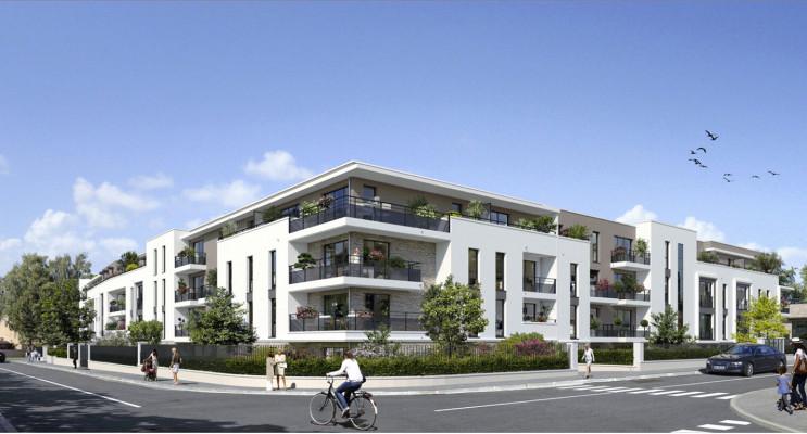 Roissy-en-Brie programme immobilier neuf «  n°220131 » en Loi Pinel