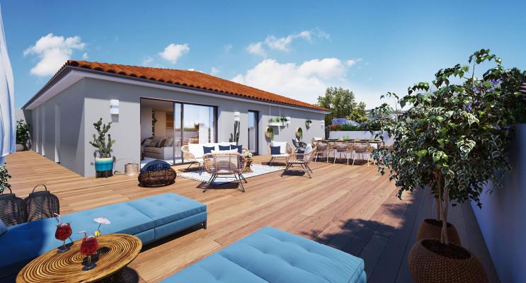 Balma programme immobilier neuf « Aura